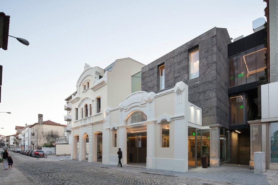 Hotel Fabrica do Chocolate, Minho, Portugal